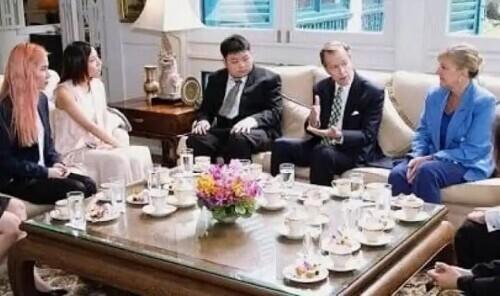 """""""你们在香港破坏得不错,但在泰国行不通"""""""