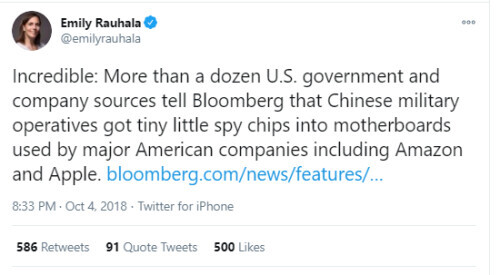 """该来的还是来了:""""银河级""""的黑锅扣向中国"""