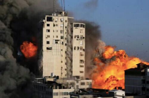 番外一约旦河西岸10名巴勒斯坦人被杀害(组图)